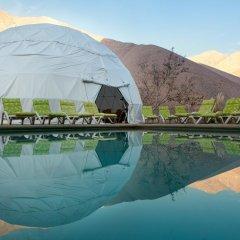 Отель Elqui Domos бассейн фото 3
