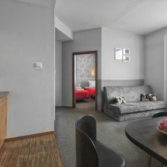 Отель Aparts Bed & Breakfast 3* Апартаменты с различными типами кроватей фото 4