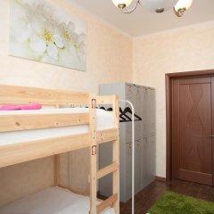 Europa Hostel Кровать в женском общем номере с двухъярусной кроватью фото 9