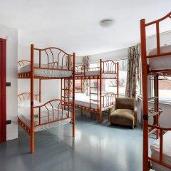 Hush Hostel Moda Кровать в общем номере фото 4