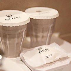 Hotel Skypark Central Myeongdong 3* Стандартный номер с различными типами кроватей фото 4