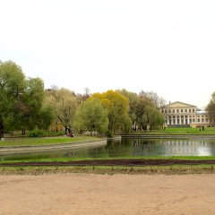 Апартаменты Apartment Rimsky-Korsakov