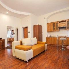 Апартаменты Miracle Apartments Арбатская Студия с разными типами кроватей фото 5