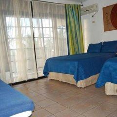 Hotel y Restaurante Cesar Mariscos комната для гостей фото 3