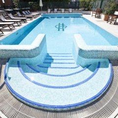 Отель GABY Римини бассейн