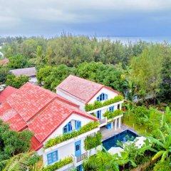 Отель Life Beach Villa 3* Стандартный номер с различными типами кроватей фото 8