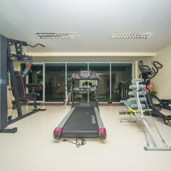 Santiphap Hotel & Villa фитнесс-зал фото 2