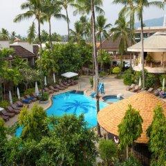 Отель Coconut Village Resort 4* Стандартный номер с двуспальной кроватью фото 3