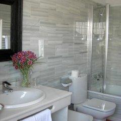 Отель Santa Isabel La Real 3* Стандартный номер с различными типами кроватей фото 12