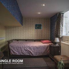 Baroque Hostel Стандартный номер с различными типами кроватей (общая ванная комната) фото 2