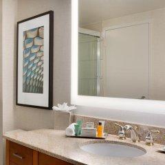 Отель Hilton Suites Chicago/Magnificent Mile ванная фото 3