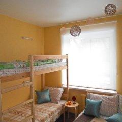 Хостел Квартира 55 Кровать в общем номере с двухъярусной кроватью фото 7