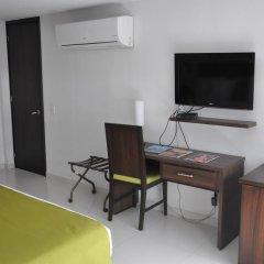 Отель Arhuaco Колумбия, Санта-Марта - отзывы, цены и фото номеров - забронировать отель Arhuaco онлайн удобства в номере фото 2
