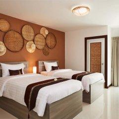 Отель Wattana Place 3* Номер Делюкс с 2 отдельными кроватями фото 14