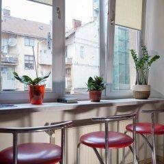 Lviv Euro hostel гостиничный бар