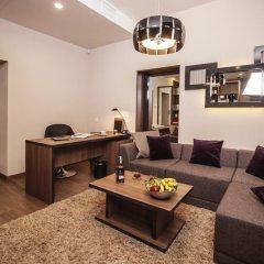Апарт-отель Senator Maidan Стандартный номер с различными типами кроватей фото 11