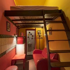 Santico Art Hostel And Guesthouse Стандартный номер фото 18