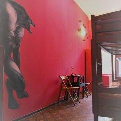 Late Breakfast Club Hotel 2* Кровать в общем номере фото 4