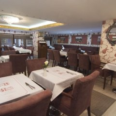 Osmanbey Fatih Hotel гостиничный бар