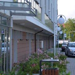 Отель WenderApart II Вроцлав парковка