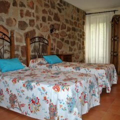 Hotel Rural de Berzocana комната для гостей фото 3