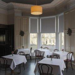 Отель The Alfred Глазго питание