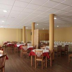 Отель Hostal Restaurante El Silo питание