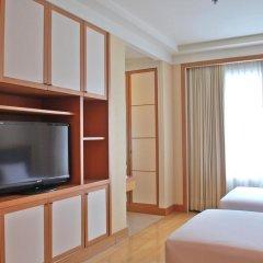 Отель Jasmine City 4* Студия Делюкс с разными типами кроватей фото 4