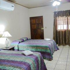 Отель La Escalinata Гондурас, Копан-Руинас - отзывы, цены и фото номеров - забронировать отель La Escalinata онлайн комната для гостей фото 5