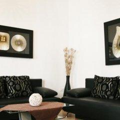 Апартаменты City Center Luxury Apartments Вена комната для гостей фото 5