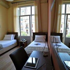 Отель Orestias Kastorias 2* Стандартный номер с различными типами кроватей фото 6