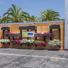 Отель Camping Solmar Испания, Бланес - отзывы, цены и фото номеров - забронировать отель Camping Solmar онлайн парковка