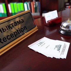 Гостиница Rush Казахстан, Нур-Султан - 1 отзыв об отеле, цены и фото номеров - забронировать гостиницу Rush онлайн интерьер отеля фото 2
