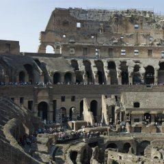 Отель Casa al Colosseo Holidays Рим
