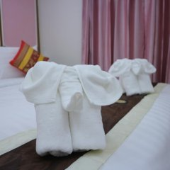 Отель Achada Beach Pattaya 3* Люкс с различными типами кроватей фото 13
