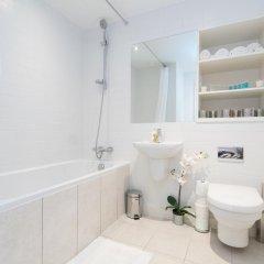 Апартаменты Mitchell Street Glasgow Apartment ванная