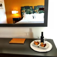 Отель Pousada de Condeixa Coimbra в номере фото 2