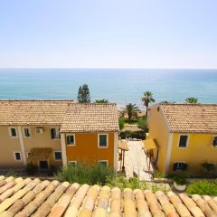 Отель Corfu Glyfada Menigos Resort 3* Апартаменты с 2 отдельными кроватями фото 3