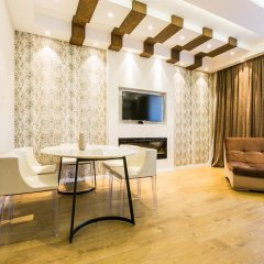 Отель Sweet Home 3 at Freedom Square Улучшенные апартаменты с различными типами кроватей фото 22