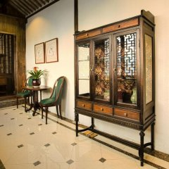 Отель Suzhou Shuian Lohas Вилла с различными типами кроватей фото 29