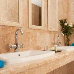 Отель Atlantic Magna Hotel Марокко, Медина Танжера - отзывы, цены и фото номеров - забронировать отель Atlantic Magna Hotel онлайн ванная фото 2