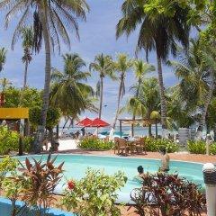 Отель Cocoplum Beach Колумбия, Сан-Луис - 1 отзыв об отеле, цены и фото номеров - забронировать отель Cocoplum Beach онлайн бассейн
