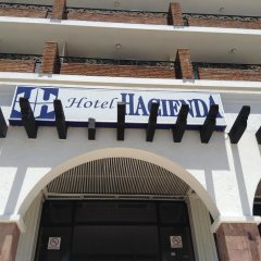Hotel Hacienda Mazatlán парковка