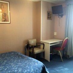 Отель Hôtel Stanislas 2* Стандартный номер с различными типами кроватей