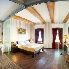 Бутик-Отель Росси 4* Представительский люкс разные типы кроватей фото 3