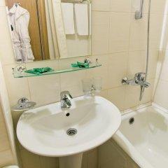Гостиница Малахит 3* Улучшенный номер с разными типами кроватей фото 5