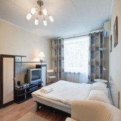 Апартаменты LikeHome Апартаменты Тверская Студия Делюкс разные типы кроватей фото 3