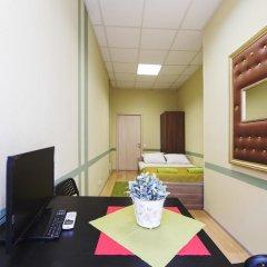 Мини-Отель Компас Номер с общей ванной комнатой с различными типами кроватей (общая ванная комната) фото 47