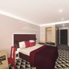 AZIMUT Отель Смоленская Москва 4* Номер SMART Standard с двуспальной кроватью фото 3