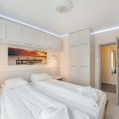 Отель Apartamenty Sun & Snow Sopocka Przystań Сопот комната для гостей